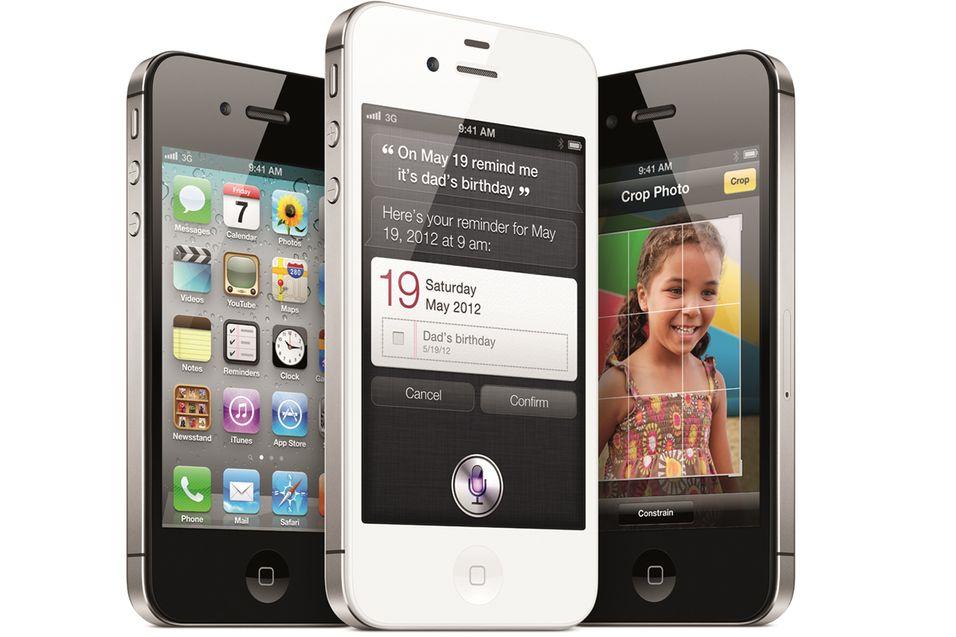 Nå kan du forhåndsbestille iPhone 4S