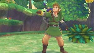 Skyward Sword blir enormt