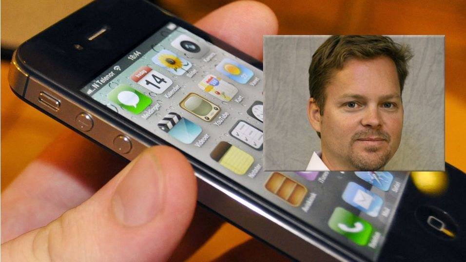 - Siris norske far slutter i Apple