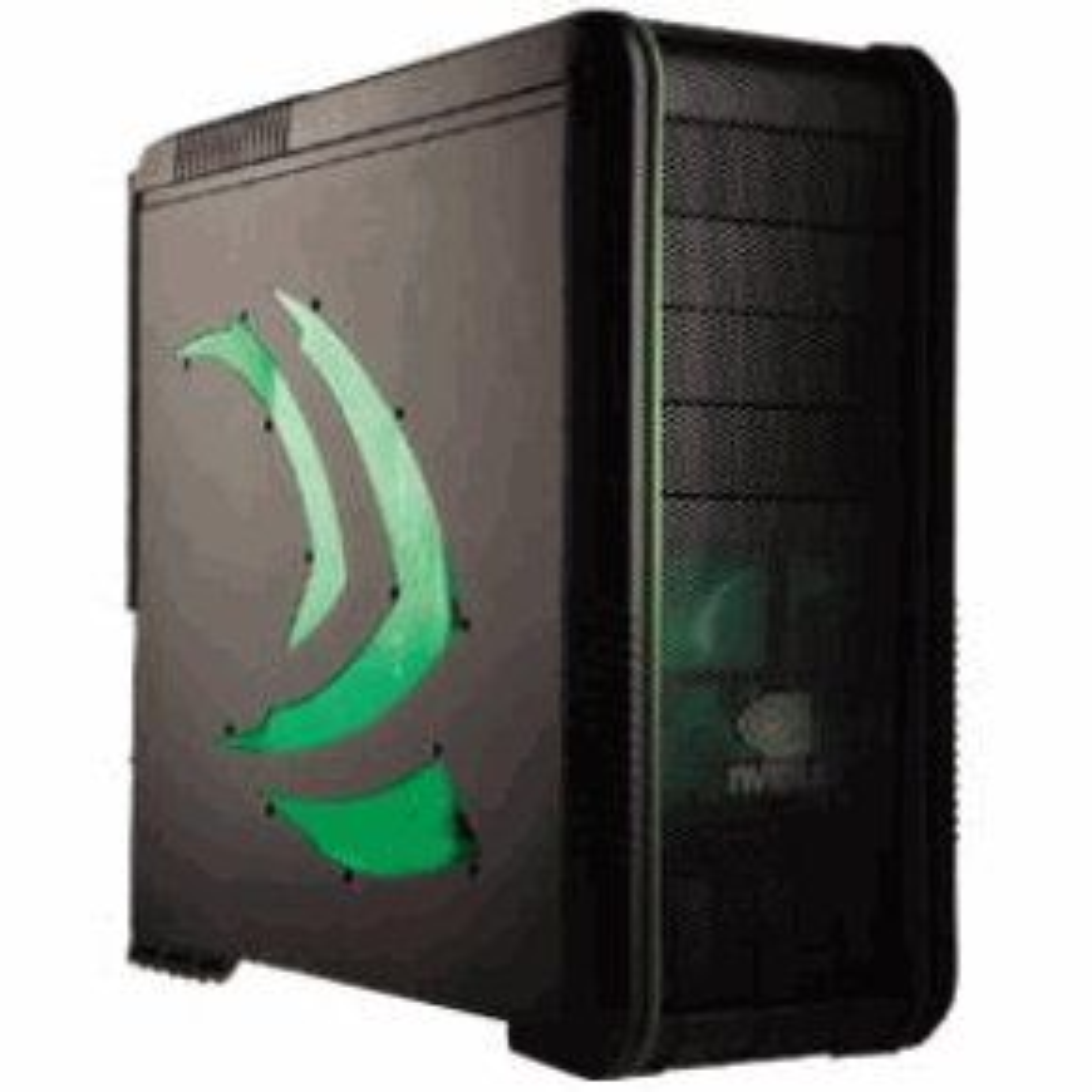 Cooler Master CM 690 II Nvidia Edition