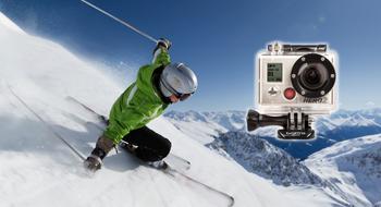 Viser GoPro-videoer i egen kanal