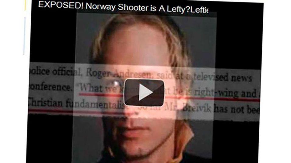 Diskusjonen om Anders Behring Breivik gikk friskt i kjølvannet av terrorhandlingene. NorCERT fikk varsel om ett tilfelle av såkalt clickjacking på Facebook knyttet til dette. (Foto: Faksimile)