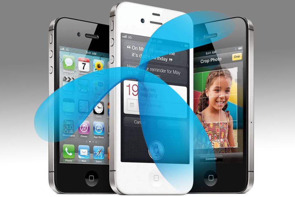 Telenor slipper prisene for iPhone 4S