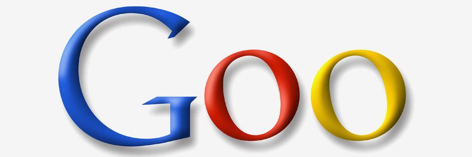 Google fjerner + fra søk