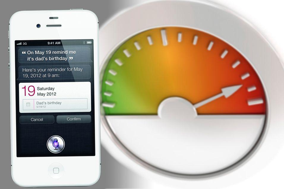 Så mye raskere er iOS 5