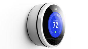 I likhet med Apple sine enheter, er termostaten utviklet med et enkelt og elegant design.