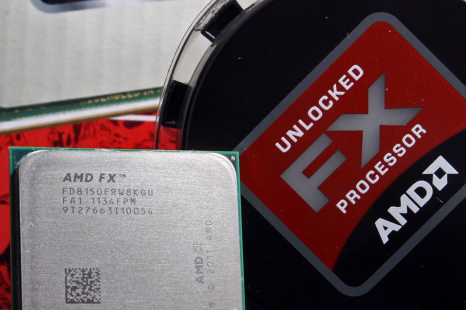 TEST: AMD FX-8150