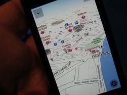 Nokia Lumia 800 får tjenesten Drive, som er gratis navigasjon fra Nokia.