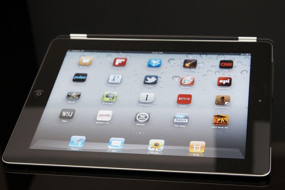 Apple sliter allerede med iPad 3