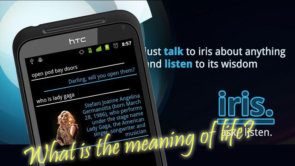Vi tok en prat med Siri-kopien til Android
