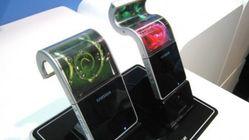 Kappløpet mot bøyelige mobilskjermer er i gang