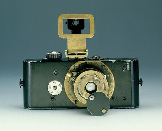 Ur-Leica'n fra 1914.