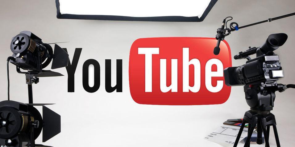 YouTube arrangerer direktesendt komi-show