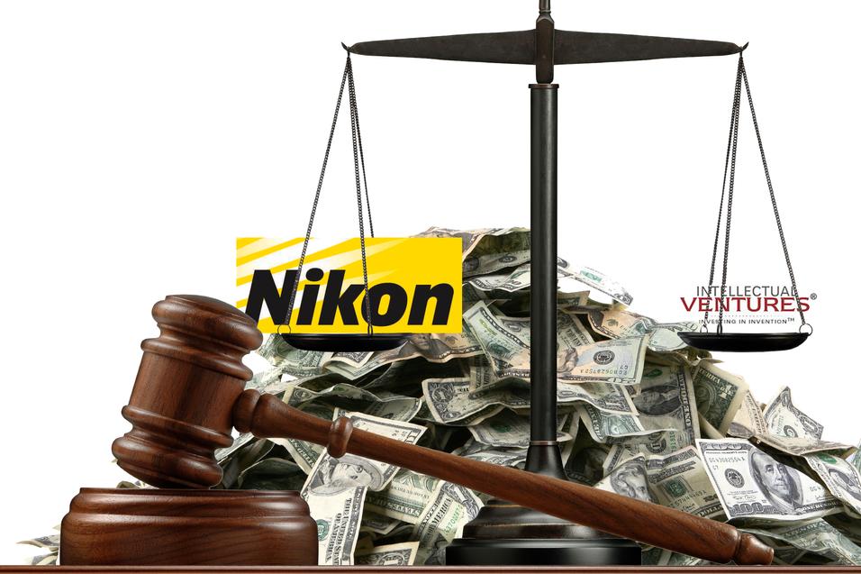 Nikon saksøkes for patentbrudd