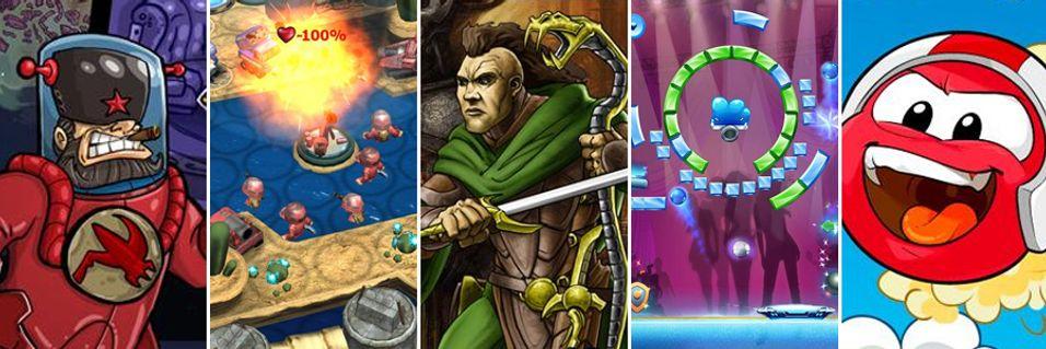 Her er 10 gode Android-spill