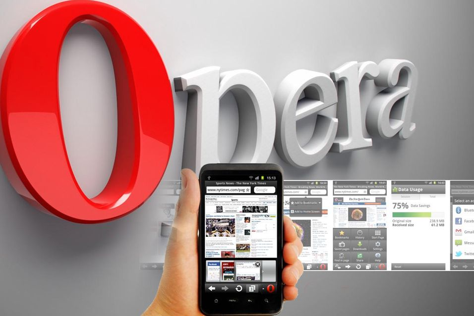 Opera oppdaterer mobil-nettleserne sine