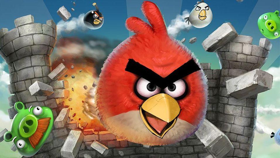 Snart kommer det egne Angry Birds-butikker i Kina. (Rovio)