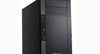 Nytt Micro ATX-kabinett fra SilverStone
