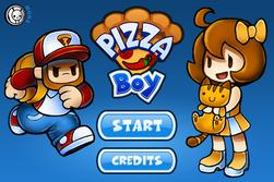 Slik er menyen til Pizza Boy