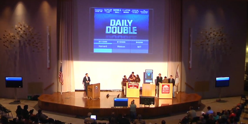 Datamaskin slo Harvard-studenter i Jeopardy