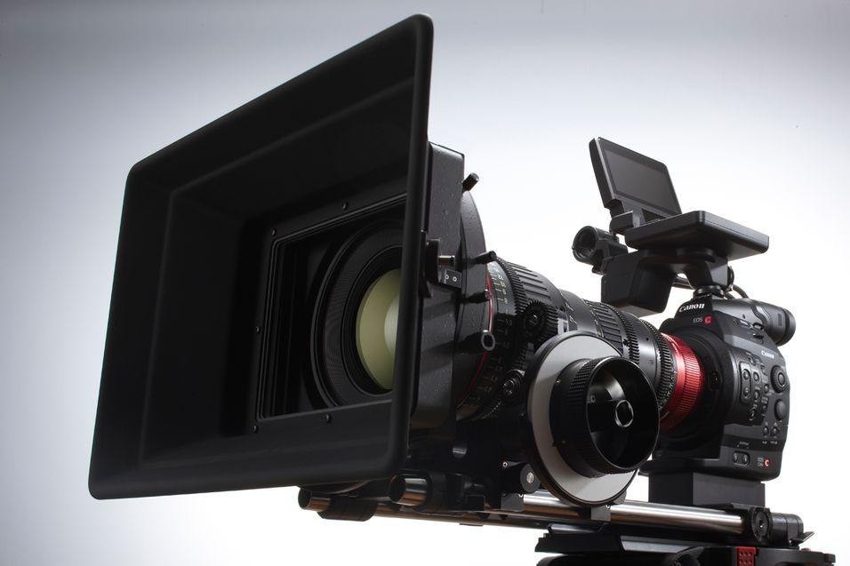 Canon med ny filmoptikk
