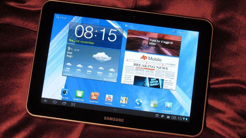 TEST: Samsung Galaxy Tab 8.9