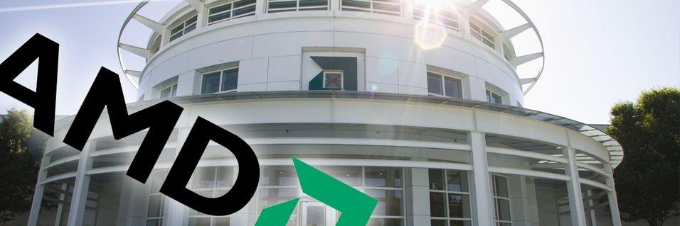 AMD strammer livreimen