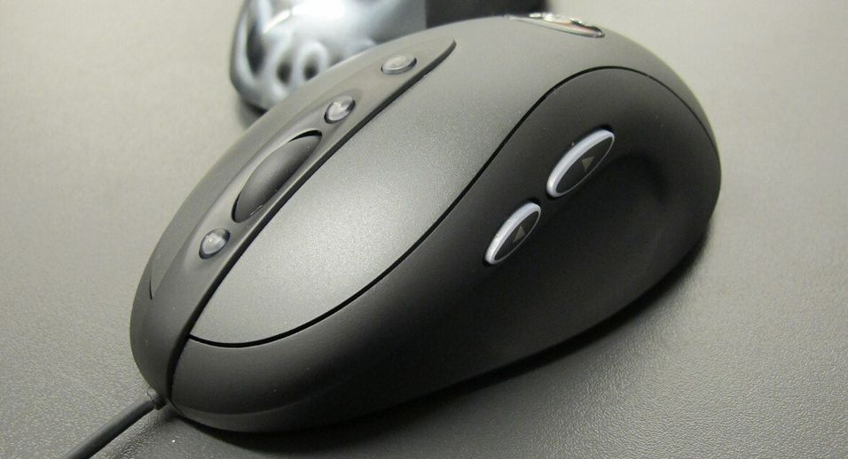 TEST: Logitech Optical Gaming Mouse G400