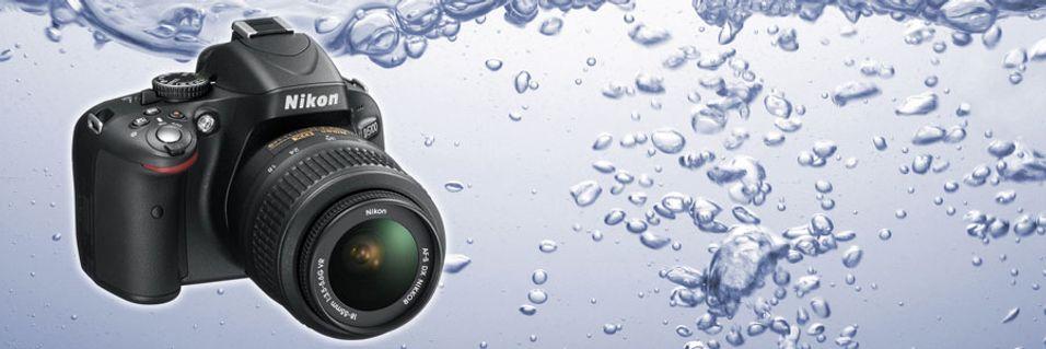 Nikon starter opp kameraproduksjonen igjen