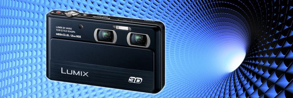 Panasonic lanserer 3D-kompakt