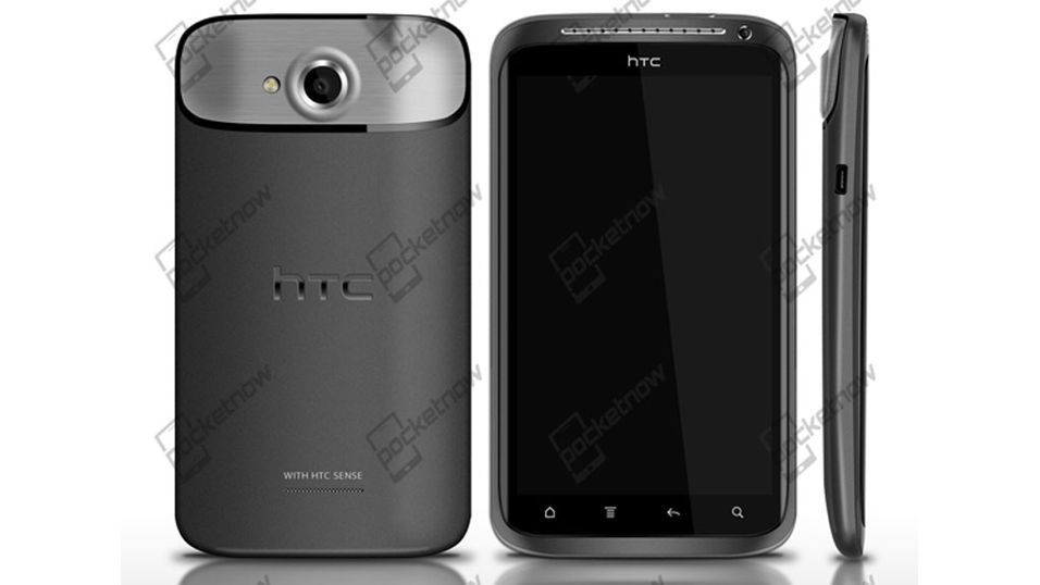 HTC Edge utfordrer Galaxy Nexus