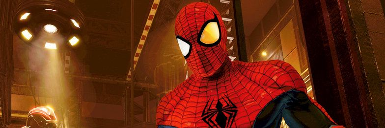 ANMELDELSE: Spider-Man: Edge of Time