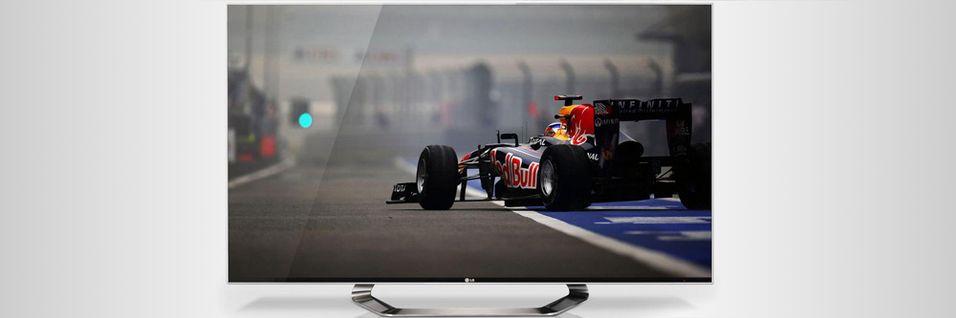 Nye «rammeløse» TV-er fra LG