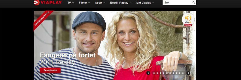 Ny Viaplay er nå gratis for alle Viasat-kunder