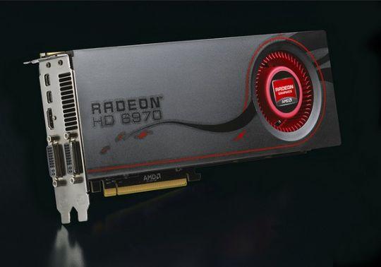 AMD Radeon HD 7970 kommer trolig til å banke lillebroren Radeon HD 6970