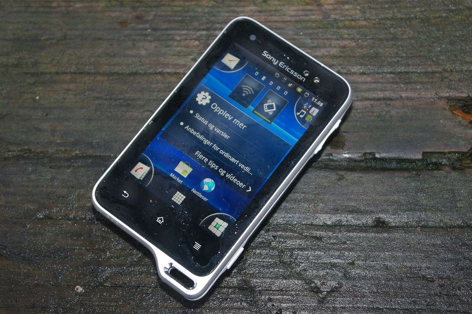 TEST: Sony Ericsson Xperia Active