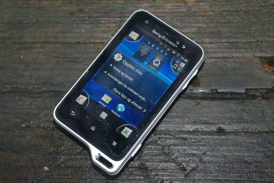 TEST: Sony Ericsson Xperia Active