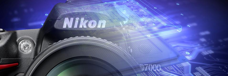 Nikon overhaler to speilreflekser