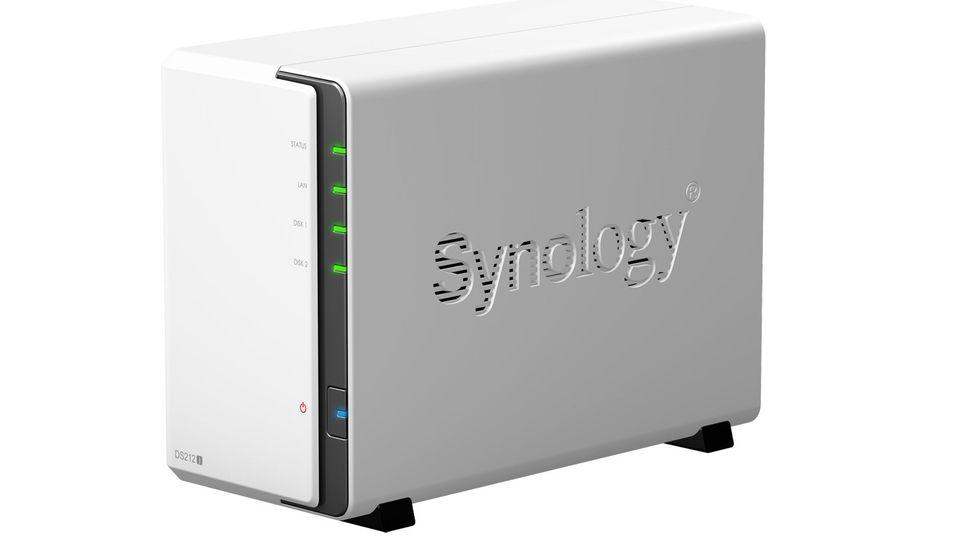 Støysvak og strømgjerrig NAS fra Synology
