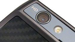 Motorola har lagt vekt på at kameraet skal holde høy kvalitet.