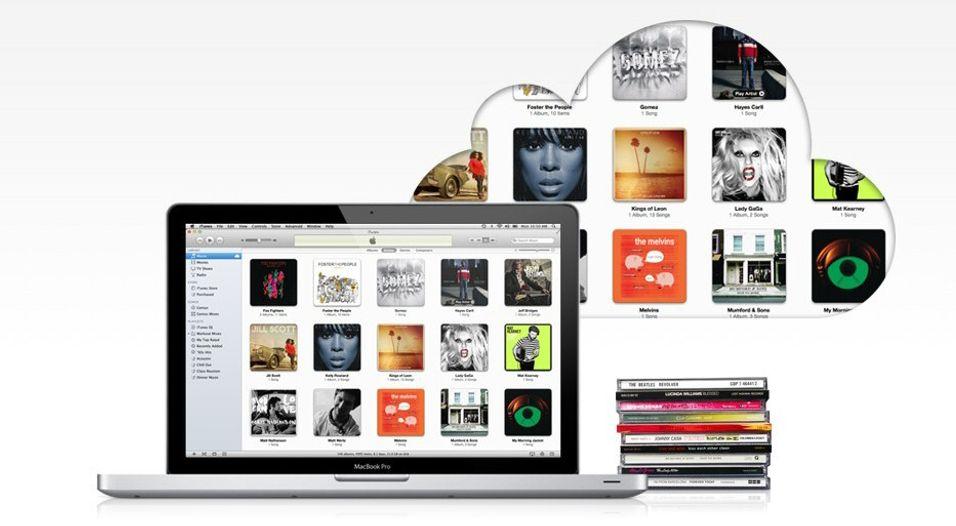 Apple lanserer iTunes Match