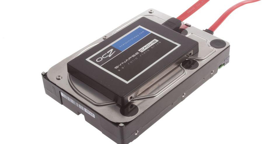 TEST: OCZ Synapse Cache SSD 64 GB