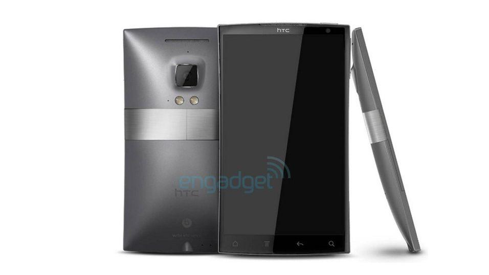 HTC Zeta kan bli et teknomonster