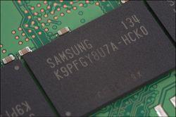 Minnebrikker fra Samsung