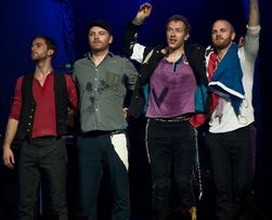 Coldplay vil bidra med eksklusiv musikk til tjenesten. (Foto: Karl Axon, Creative Commons Sharealike Attribution 2.0)