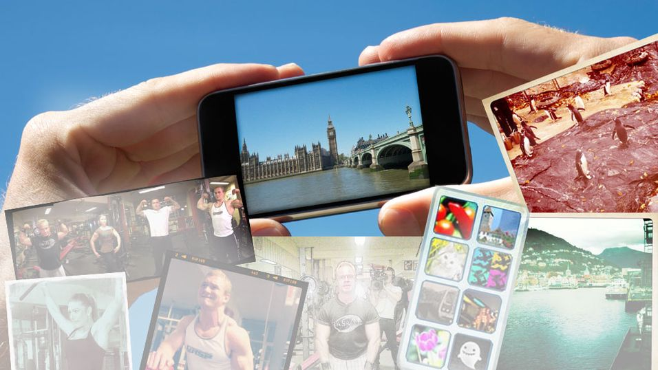 Topp 3 foto-apper