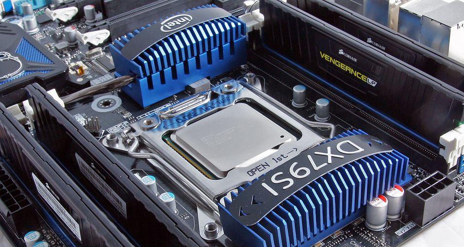 TEST: Intel Core i7 3960X