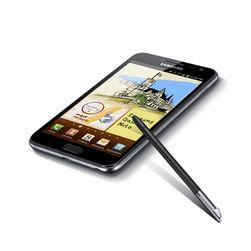 Samsung Galaxy Note er diger, og du kan tegne på den.