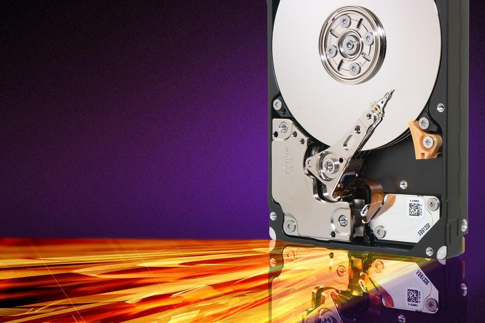 Ultralyd skal gi bedre plass på harddisken