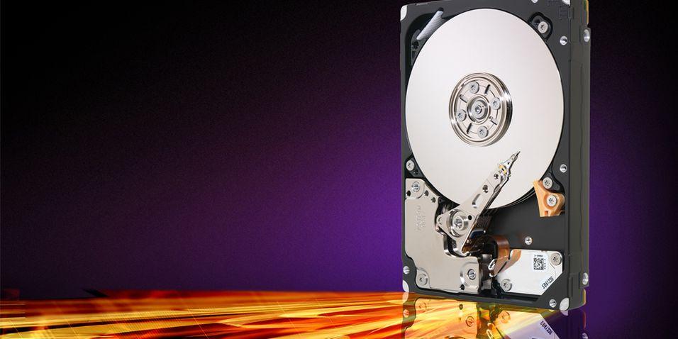 – Glem billige harddisker